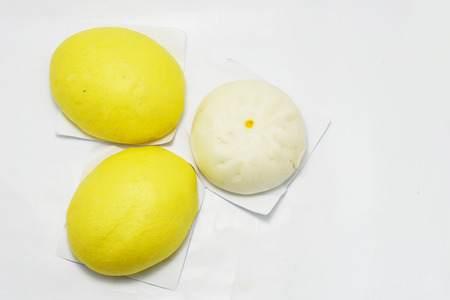 stuff: steamed stuff bun