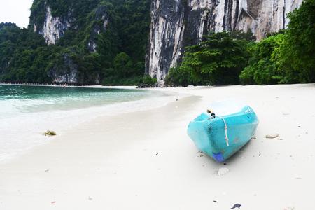 arena blanca: white sand beach