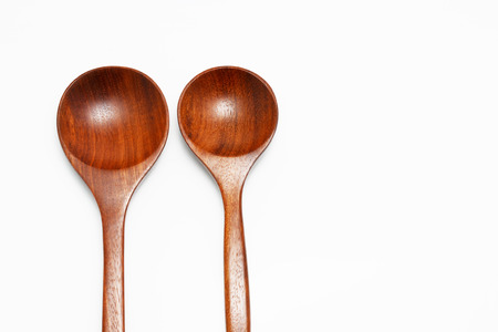 chop stick: wooden spoon