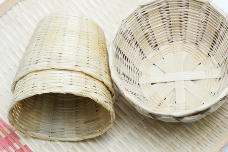country living: bamboo Stock Photo