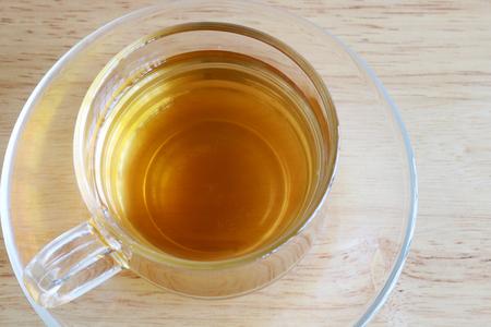 afternoon break: tea Stock Photo