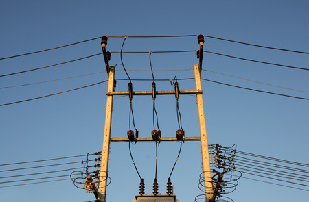 lines: electricity lines