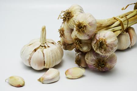 bundle: bundle of garlic