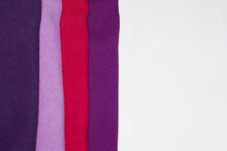 ful: color of fabric for t shirt Stock Photo