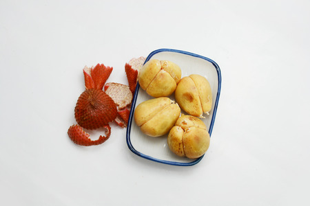 salak: salak, palm fruit