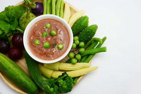 chili sauce: Thai spice chili sauce
