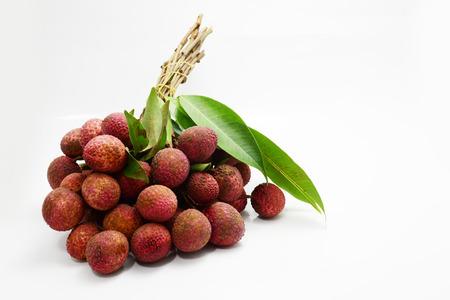 lychees: Lychees