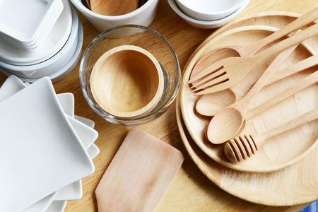 chop stick: wood kitchen, kitchen were