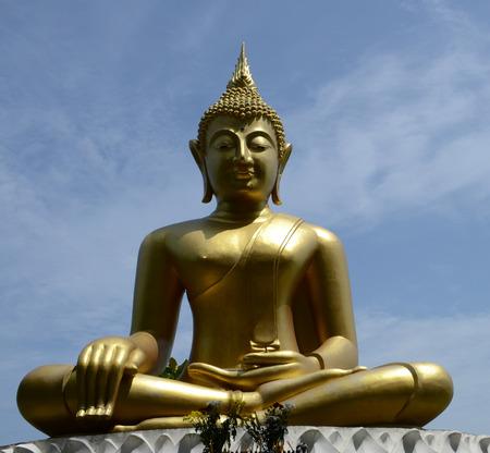 buddha image: Buddha image Stock Photo