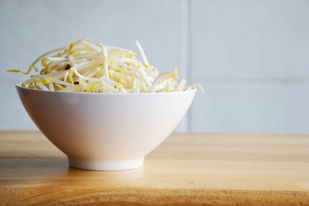 green bean: green bean sprouts for cook