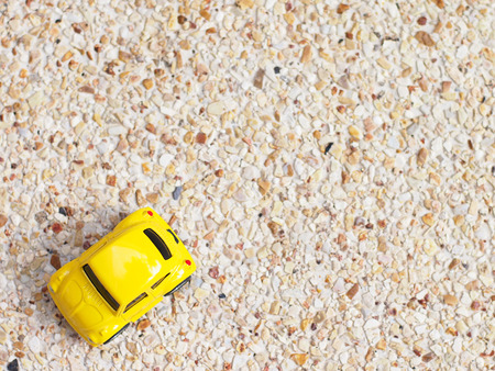 memento: car toy model Stock Photo