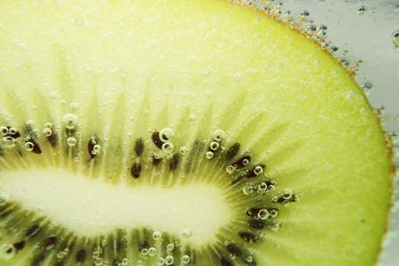 soda splash: bubble and fresh fruit