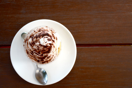 dring: coffee and cake
