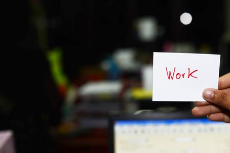 hand writting, work,