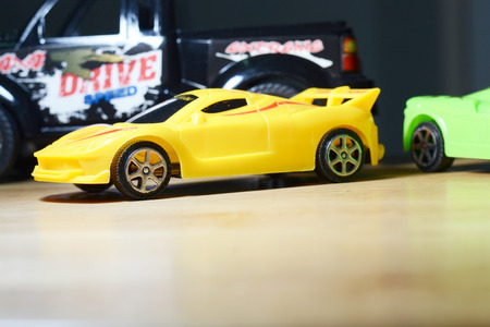 model car toy, toy car, model Stock Photo