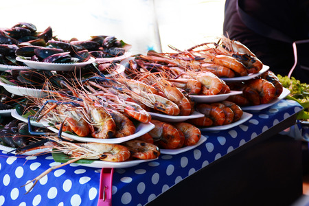 grill: shrimp grill