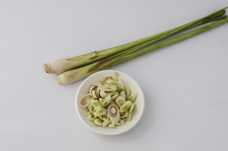 lemongrass tea: lemongrass for cooking and tea