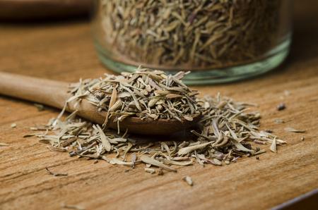 thyme seasoning spice herb food Reklamní fotografie