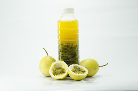 passion fruit cool drink