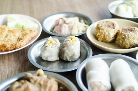 dimsum chinese style food