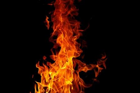 Flame Stock Photo - 9340967