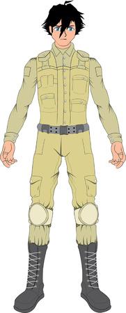 anime: Anime character