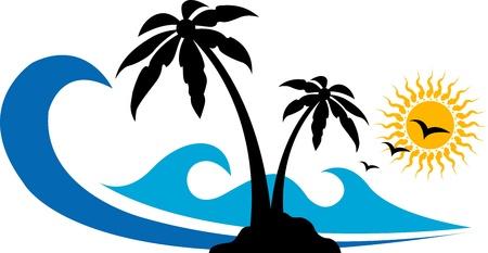 coconut: Nghệ thuật minh họa của một thiên nhiên với nền độc lập