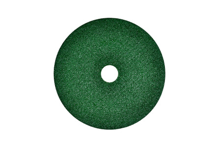 abrasive: abrasive cutting discs with isolated background
