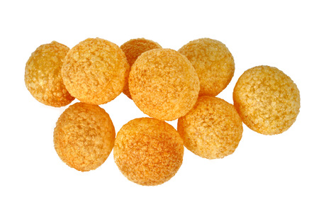 pani: camera shot on Panipuri isolated background