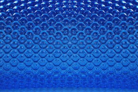 camera shot on blue colored texture Stock fotó