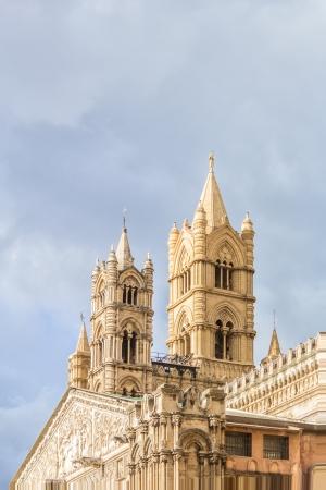 torri: Cattedrale di Palermo