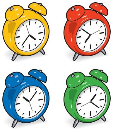 Alarm Clocks Stok Fotoğraf - 6843269