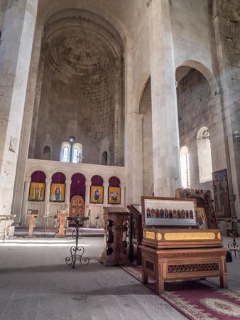 kutaisi: Cattedrale Bagrati dal 11 � secolo a Kutaisi, regione Imereti, Georgia Editoriali