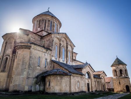 gelati: Gelati monastic complex close to Kutaisi, Imereti region, Georgia