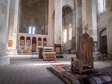 kutaisi: Bagrati cathedral in Kutaisi, Georgia