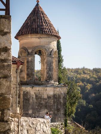kutaisi: Motsameta monastero vicino Kutaisi, Georgia