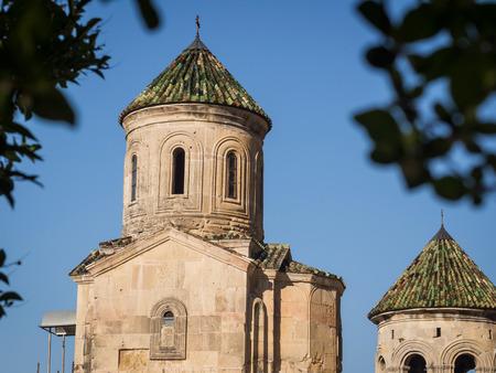kutaisi: Gelati, un complesso monastico vicino a Kutaisi, nella regione Imereti, Georgia Gelati � un sito patrimonio UNESCO Archivio Fotografico