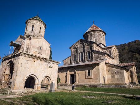 kutaisi: Gelati, un complesso monastico vicino a Kutaisi, regione Imereti, Georgia Gelati � un patrimonio dell'Unesco