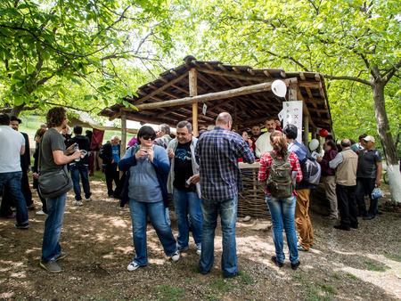 tbilisi: Giovane Wine Festival a Tbilisi Editoriali