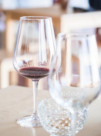 Wine tasting in Setugal wine region, Portugal
