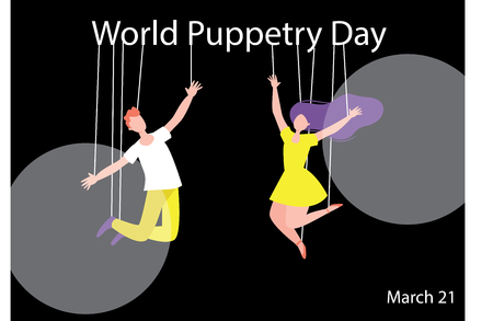 Vector Illustration of Important day of the world