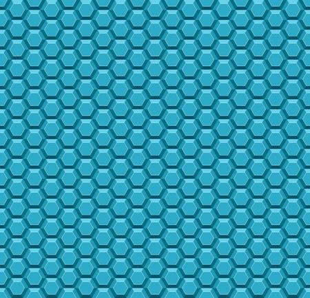 Hexagonal seamless pattern Vector