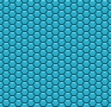 Hexagonal seamless pattern Vector