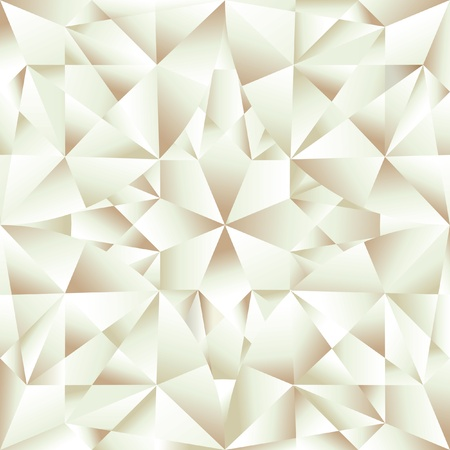 Diamond seamless pattern, abstract texture Vector