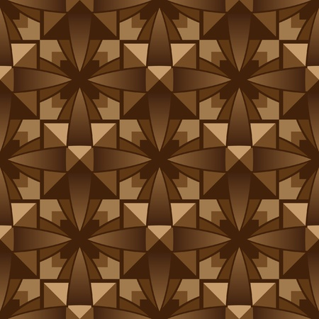 birch bark: Plainting, seamless pattern