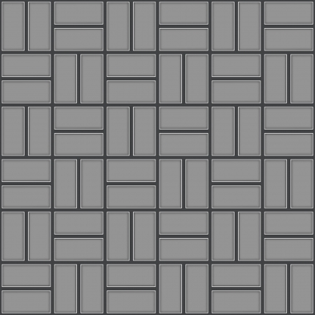 concrete block: Pavement texture, seamless tiled pattern Illustration