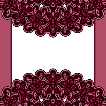 Velvet ornamental decorative background Stock Vector - 16067960