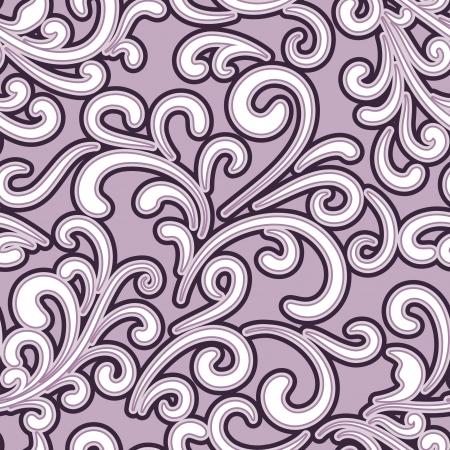 repeatable texture: Fondo abstracto floral, seamless