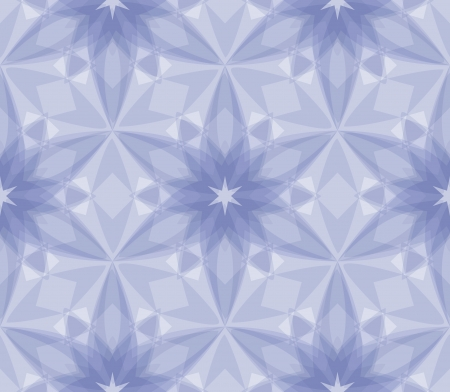 faceting: Crystal background, abstract seamless pattern