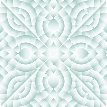 Crystal seamless pattern, abstract texture
